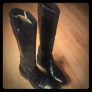 Frye Melissa Leather Boots US 6 1/2